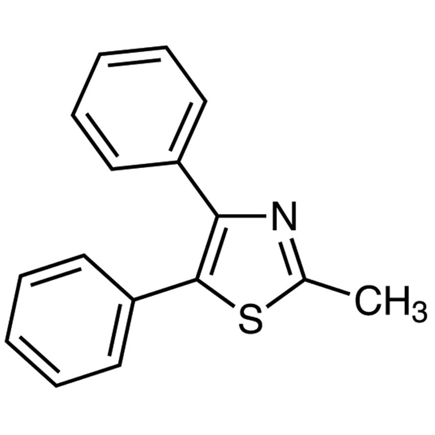 2-Methyl-4,5-diphenylthiazole