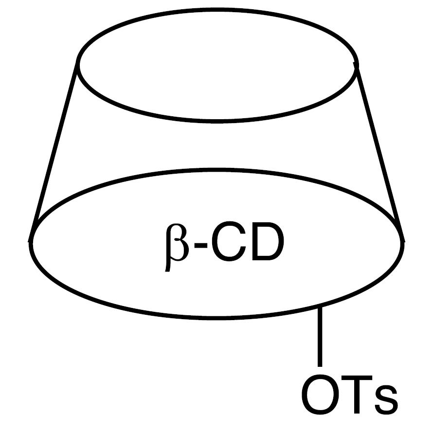 Mono-2-O-(p-toluenesulfonyl)--cyclodextrin Hydrate