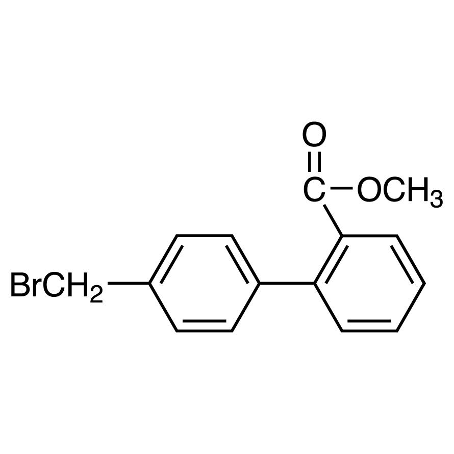 Methyl 2-[4-(Bromomethyl)phenyl]benzoate