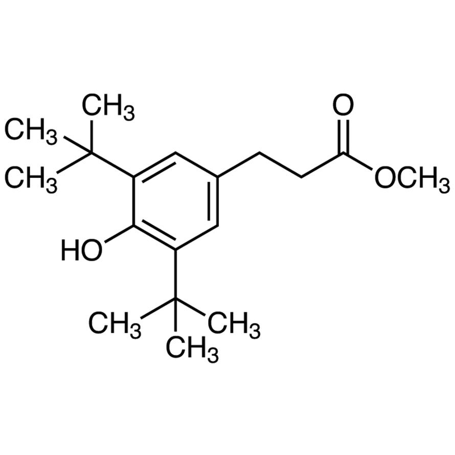 Methyl 3-(3,5-Di-tert-butyl-4-hydroxyphenyl)propionate