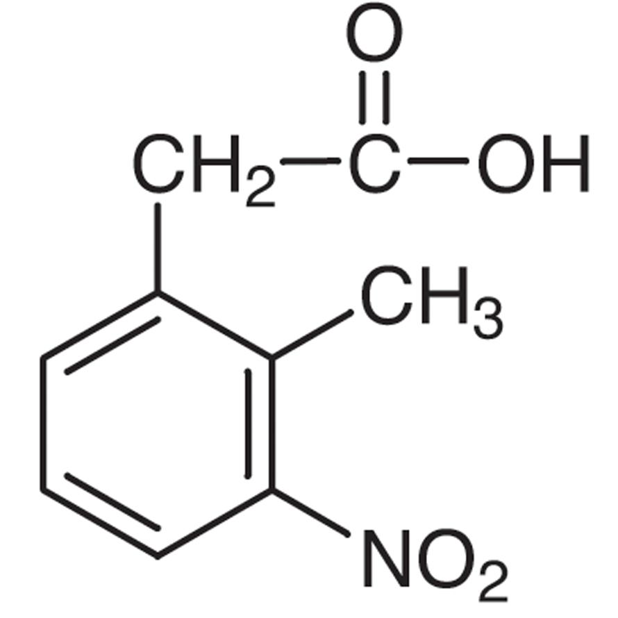 2-Methyl-3-nitrophenylacetic Acid