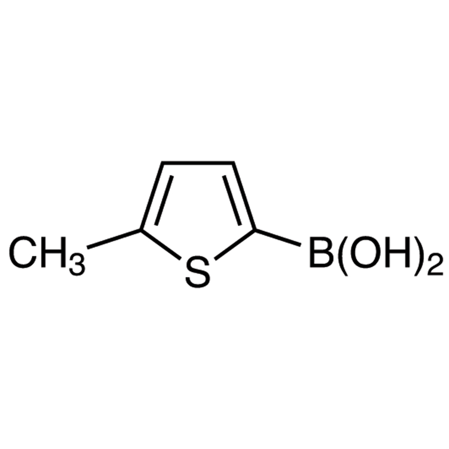 5-Methyl-2-thiopheneboronic Acid (contains varying amounts of Anhydride)