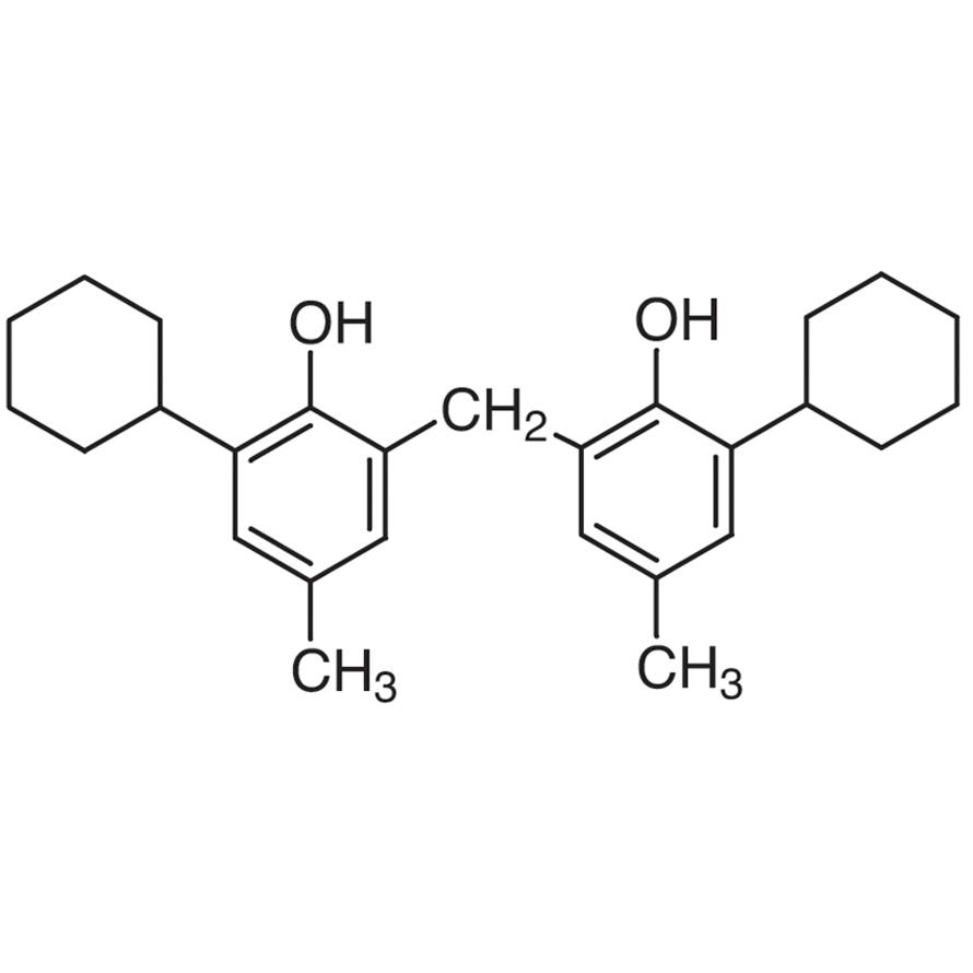 2,2'-Methylenebis(6-cyclohexyl-p-cresol)