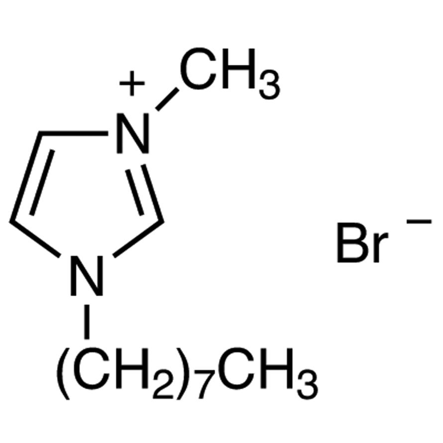 1-Methyl-3-n-octylimidazolium Bromide