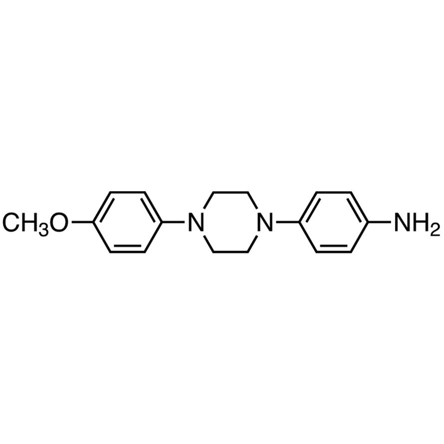 1-(4-Aminophenyl)-4-(4-methoxyphenyl)piperazine