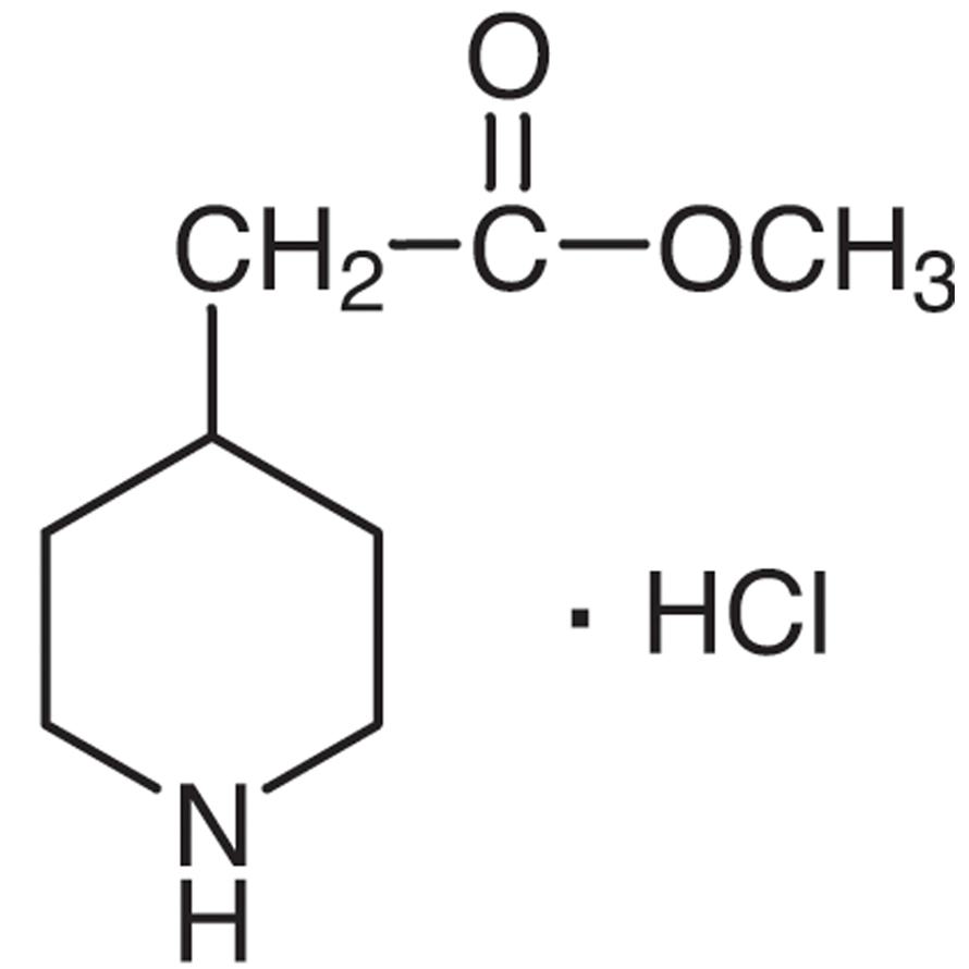 Methyl (4-Piperidyl)acetate Hydrochloride