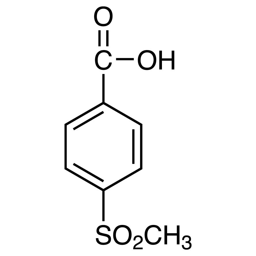 4-(Methylsulfonyl)benzoic Acid