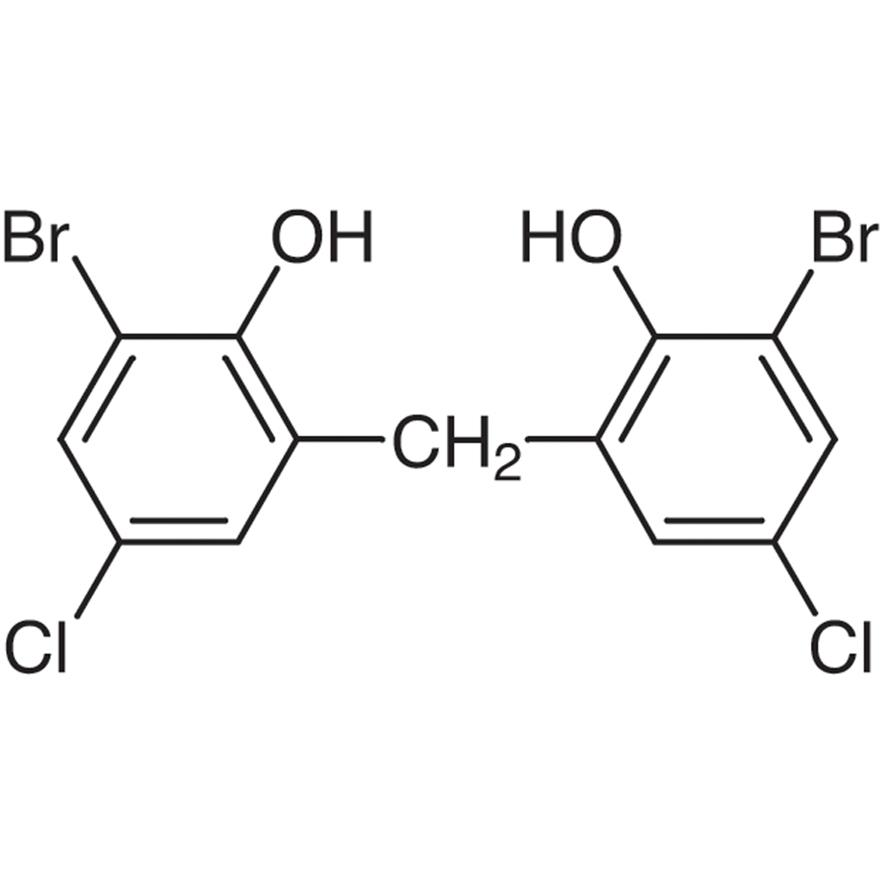 2,2'-Methylenebis(6-bromo-4-chlorophenol)