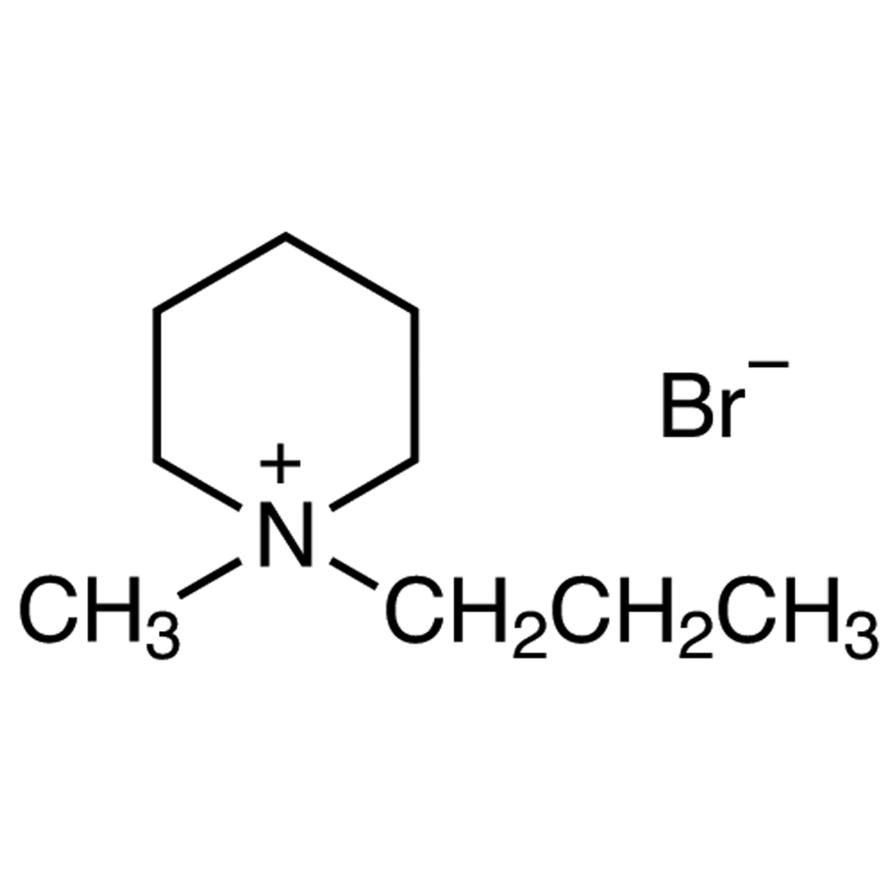 1-Methyl-1-propylpiperidinium Bromide