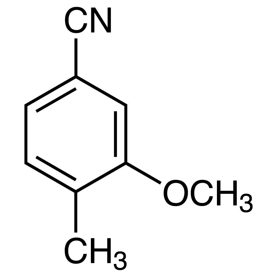 3-Methoxy-4-methylbenzonitrile