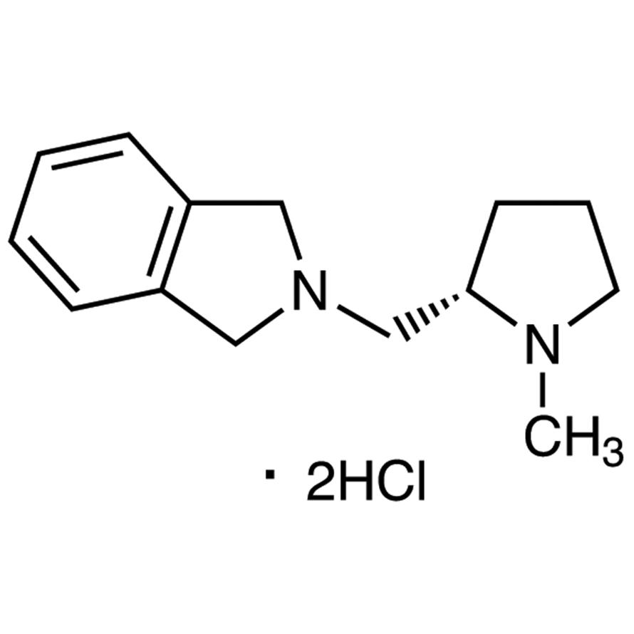 (S)-2-[(1-Methyl-2-pyrrolidinyl)methyl]isoindoline Dihydrochloride