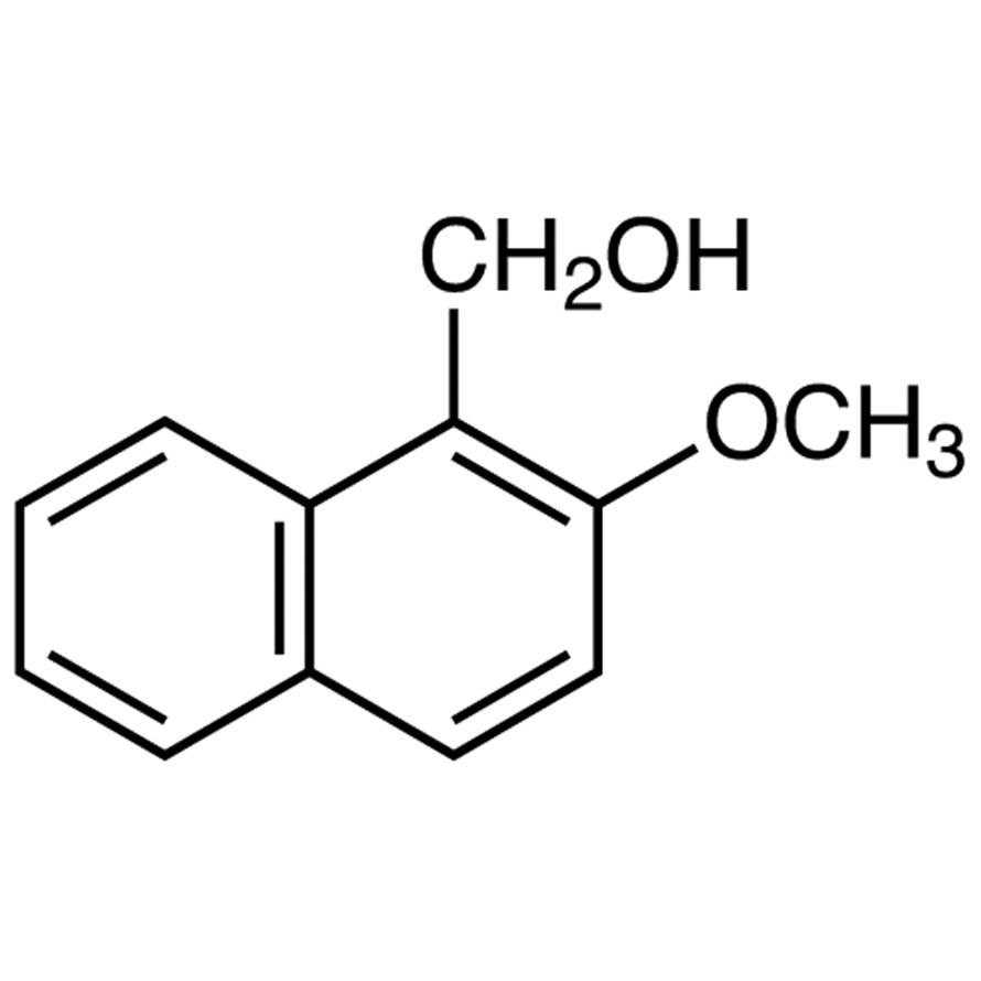2-Methoxy-1-naphthalenemethanol