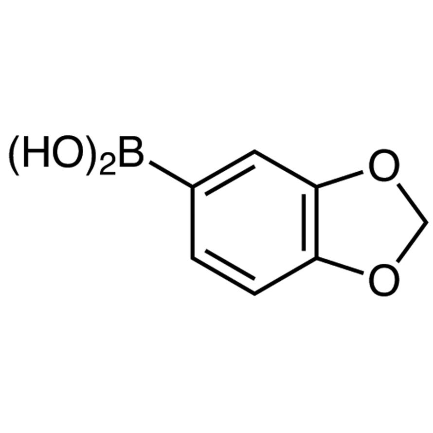 3,4-(Methylenedioxy)phenylboronic Acid (contains varying amounts of Anhydride)