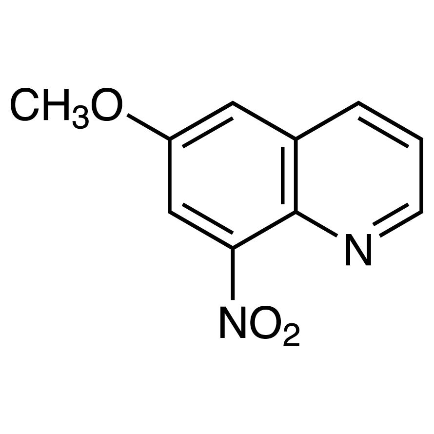 6-Methoxy-8-nitroquinoline