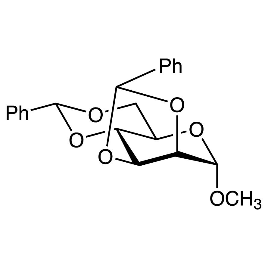 Methyl 2,3:4,6-Di-O-benzylidene--D-mannopyranoside