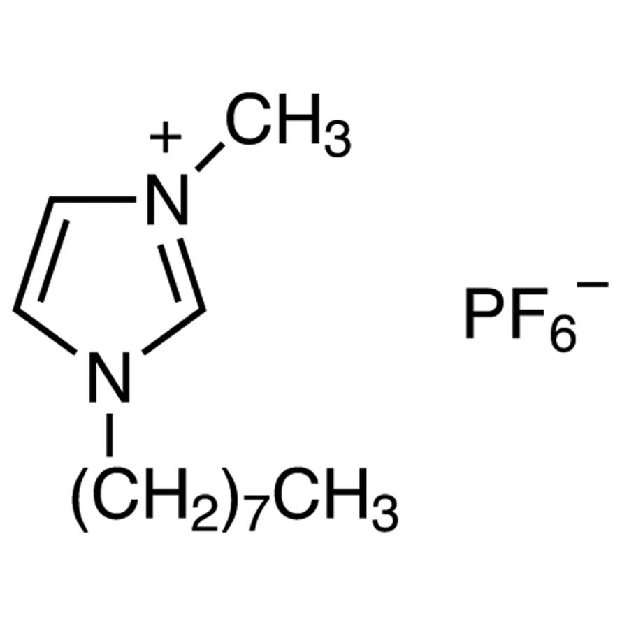 1-Methyl-3-n-octylimidazolium Hexafluorophosphate