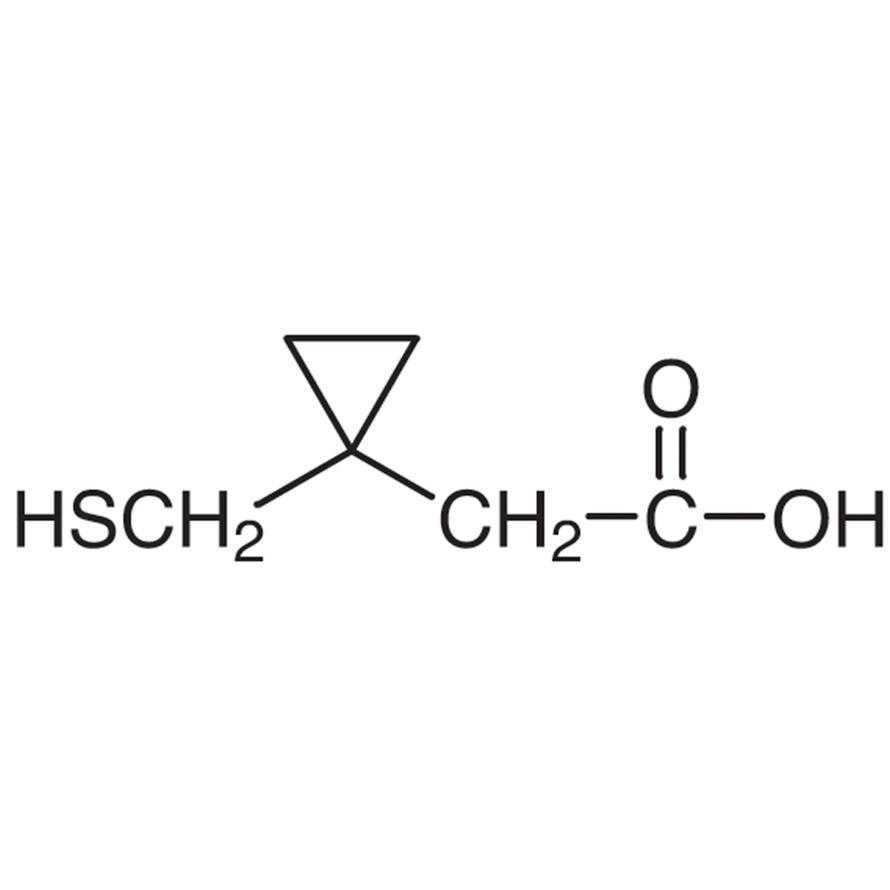 1-(Mercaptomethyl)cyclopropaneacetic Acid
