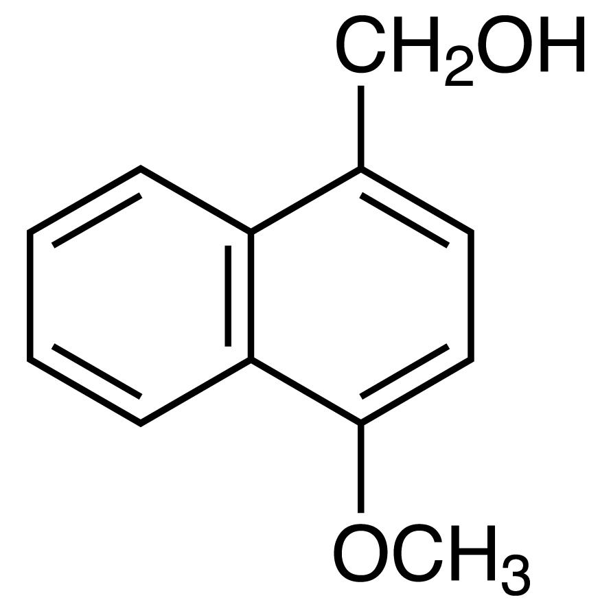 4-Methoxy-1-naphthalenemethanol