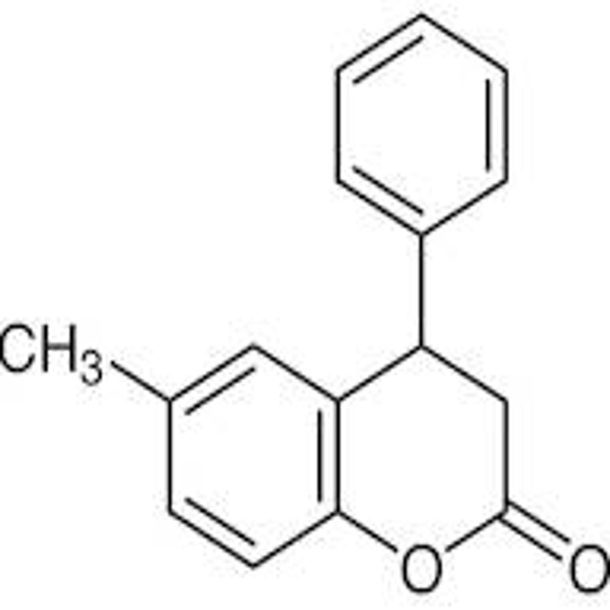 6-Methyl-4-phenyl-2-chromanone