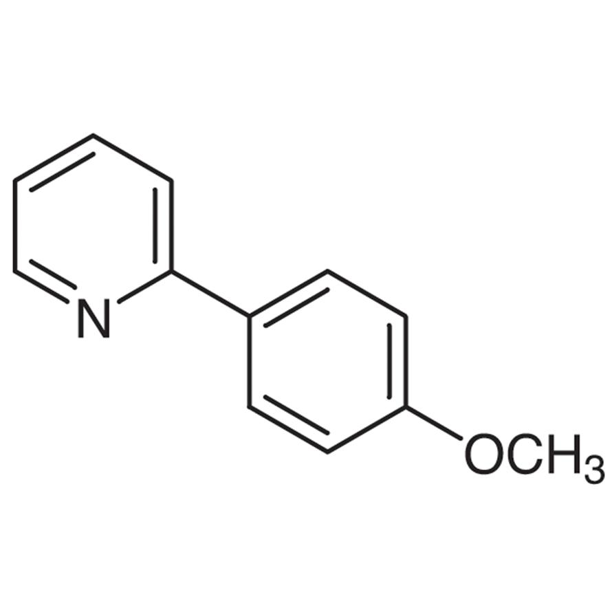2-(4-Methoxyphenyl)pyridine