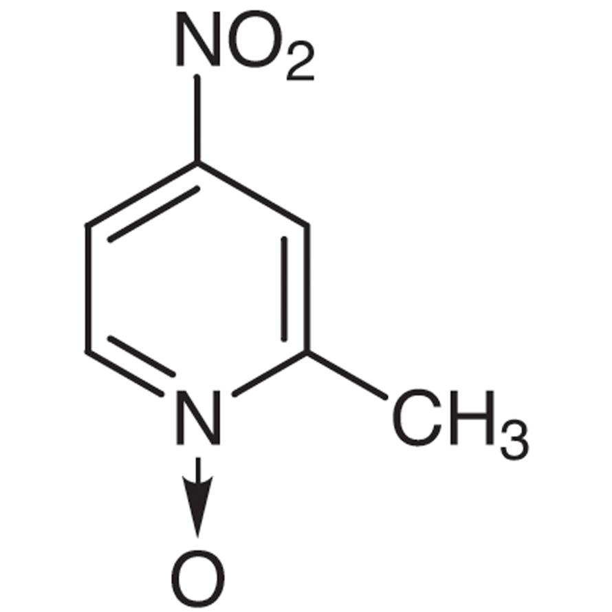 2-Methyl-4-nitropyridine N-Oxide