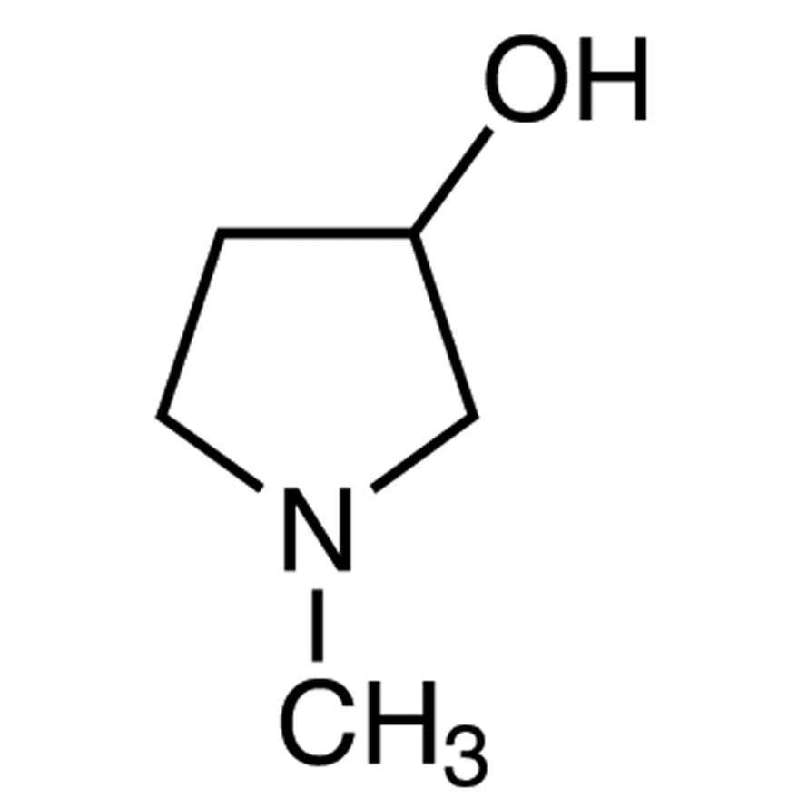 1-Methyl-3-pyrrolidinol