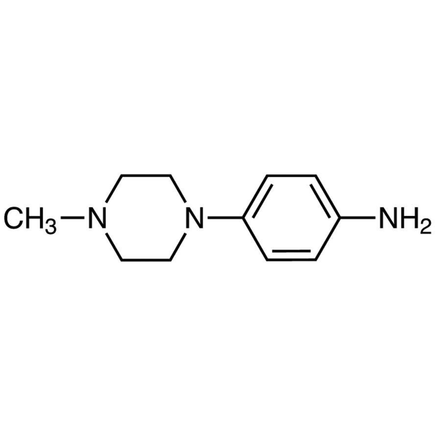 4-(4-Methyl-1-piperazinyl)aniline