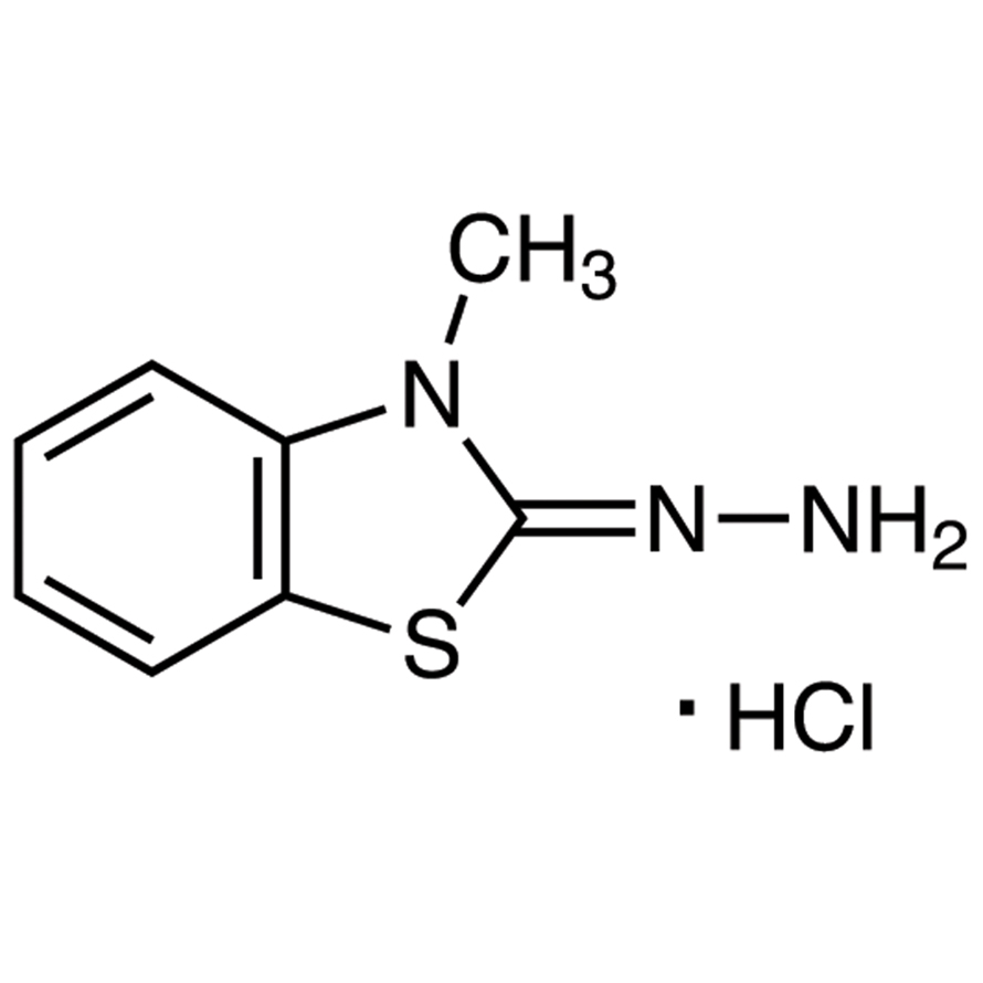 3-Methyl-2-benzothiazolinonehydrazone Hydrochloride [for Biochemical Research]