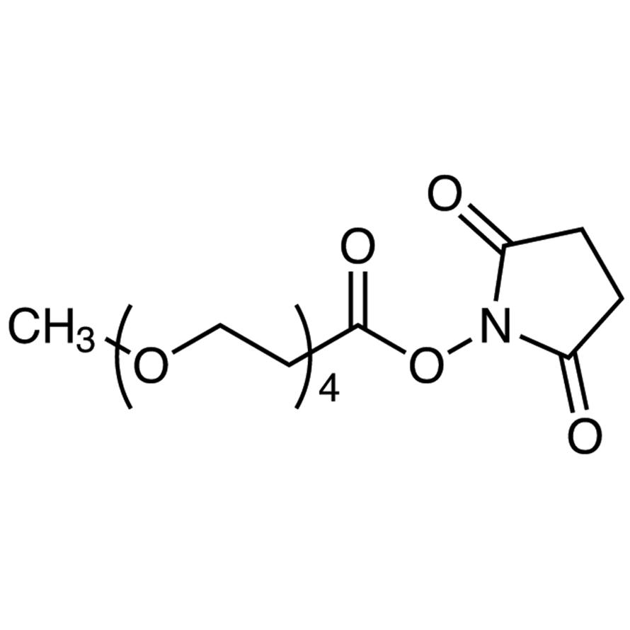 Methyl-PEG4-NHS Ester