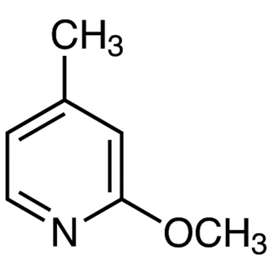 2-Methoxy-4-methylpyridine