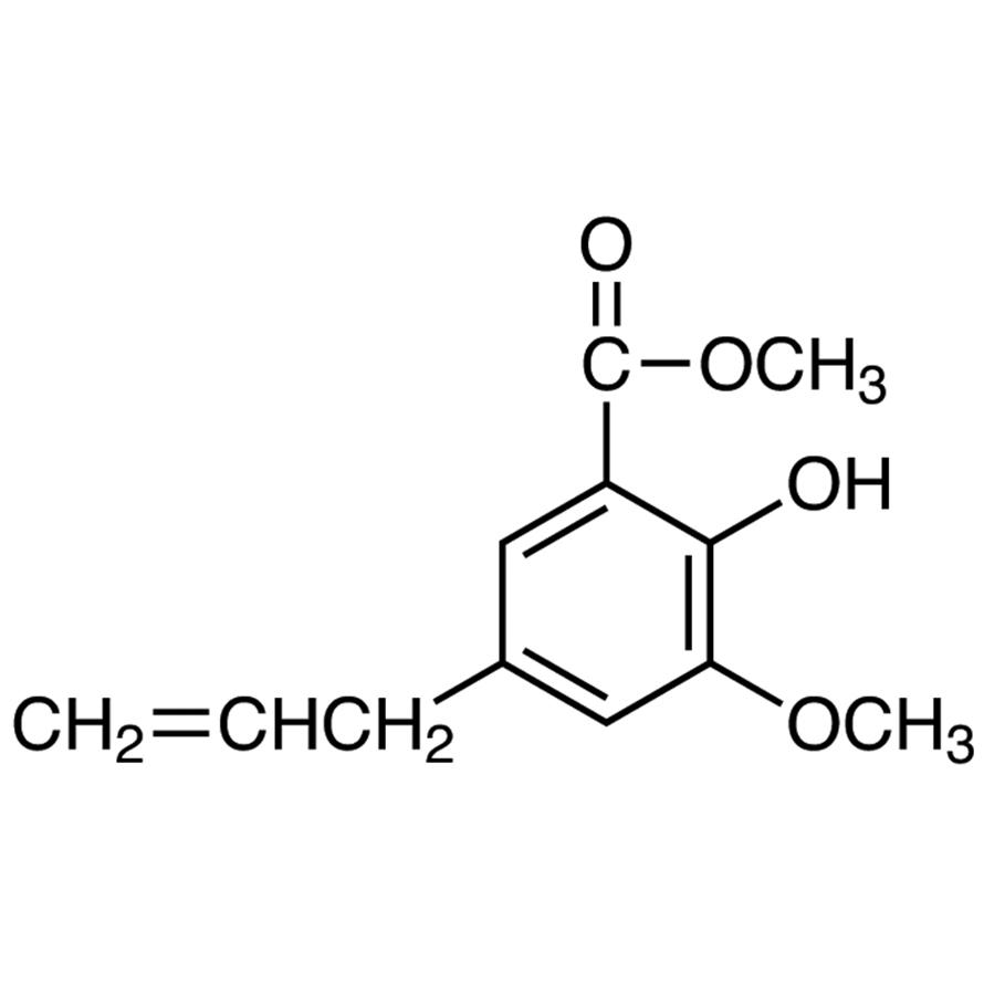 Methyl 5-Allyl-3-methoxysalicylate