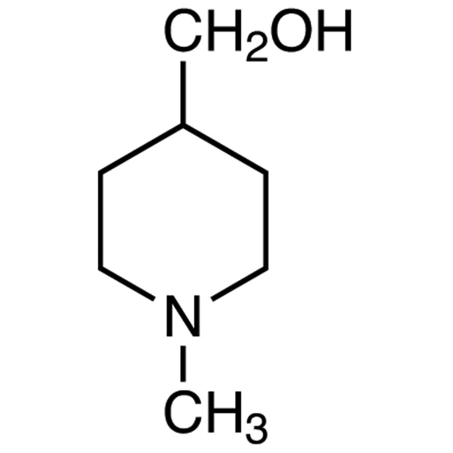 1-Methyl-4-piperidinemethanol