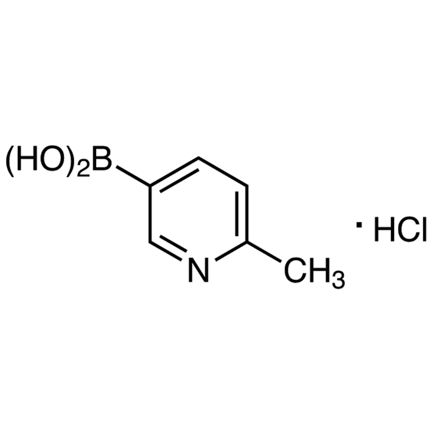2-Methylpyridine-5-boronic Acid Hydrochloride (contains varying amounts of Anhydride)