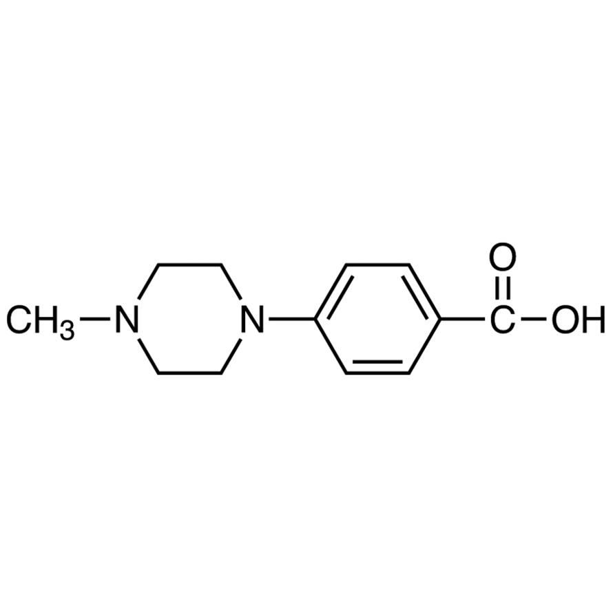 4-(4-Methylpiperazinyl)benzoic Acid