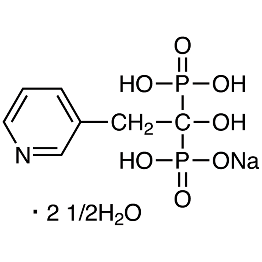 Monosodium Risedronate Hemipentahydrate