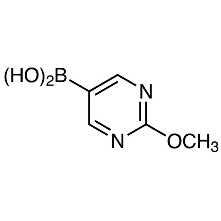 2-Methoxy-5-pyrimidylboronic Acid (contains varying amounts of Anhydride)