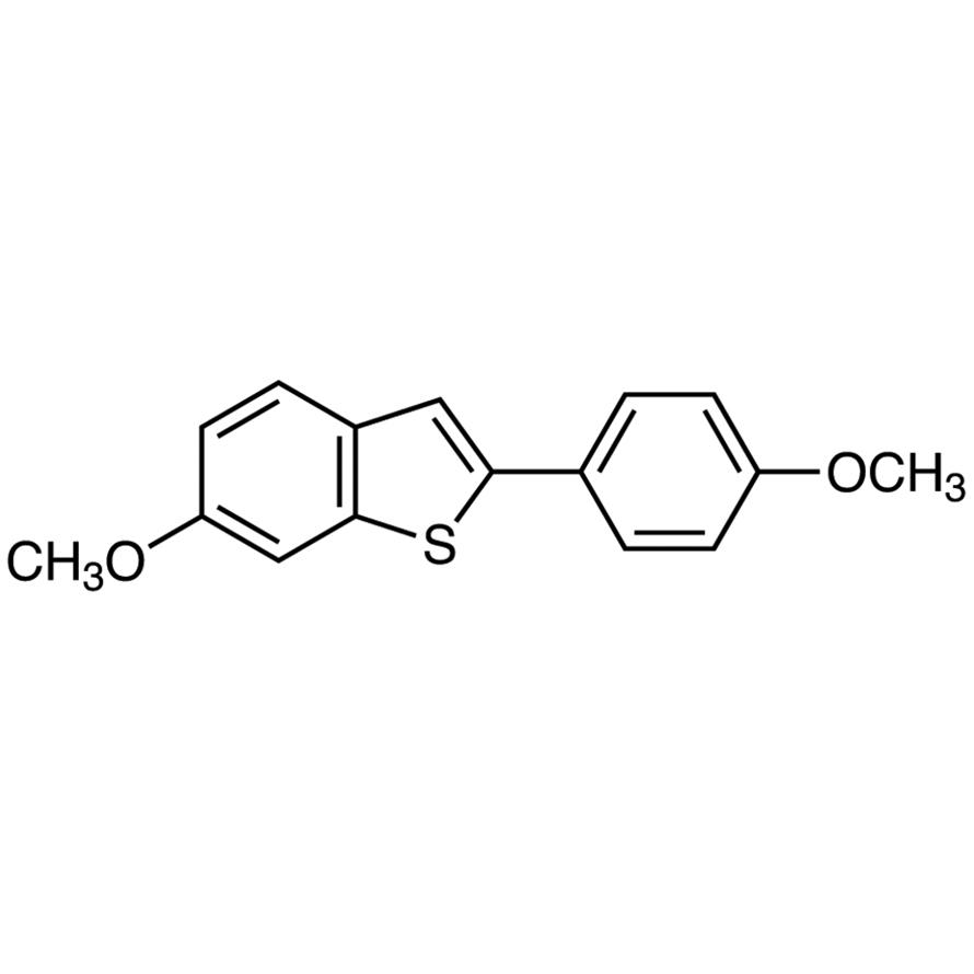 6-Methoxy-2-(4-methoxyphenyl)benzo[b]thiophene
