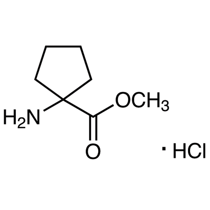 Methyl 1-Aminocyclopentanecarboxylate Hydrochloride
