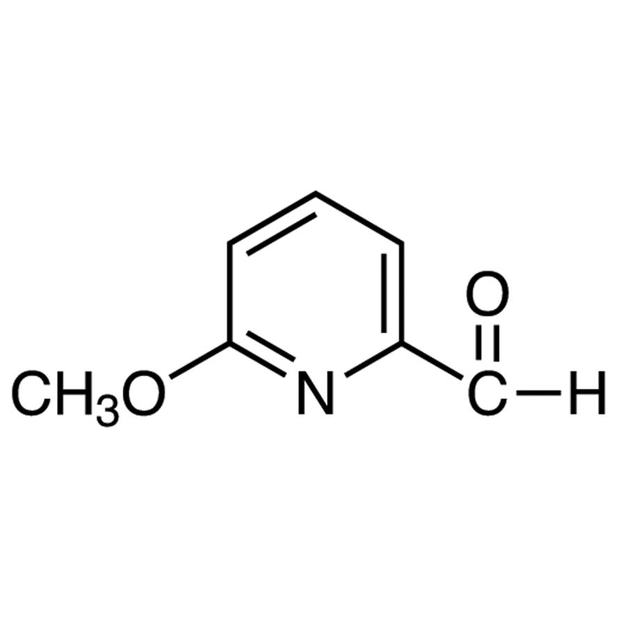 6-Methoxy-2-pyridinecarboxaldehyde