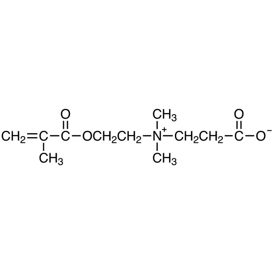 3-[[2-(Methacryloyloxy)ethyl]dimethylammonio]propionate