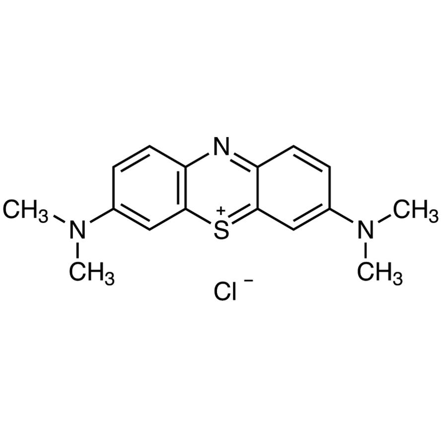 Methylene Blue Solution (Methanol Solution) [for Cell Staining]