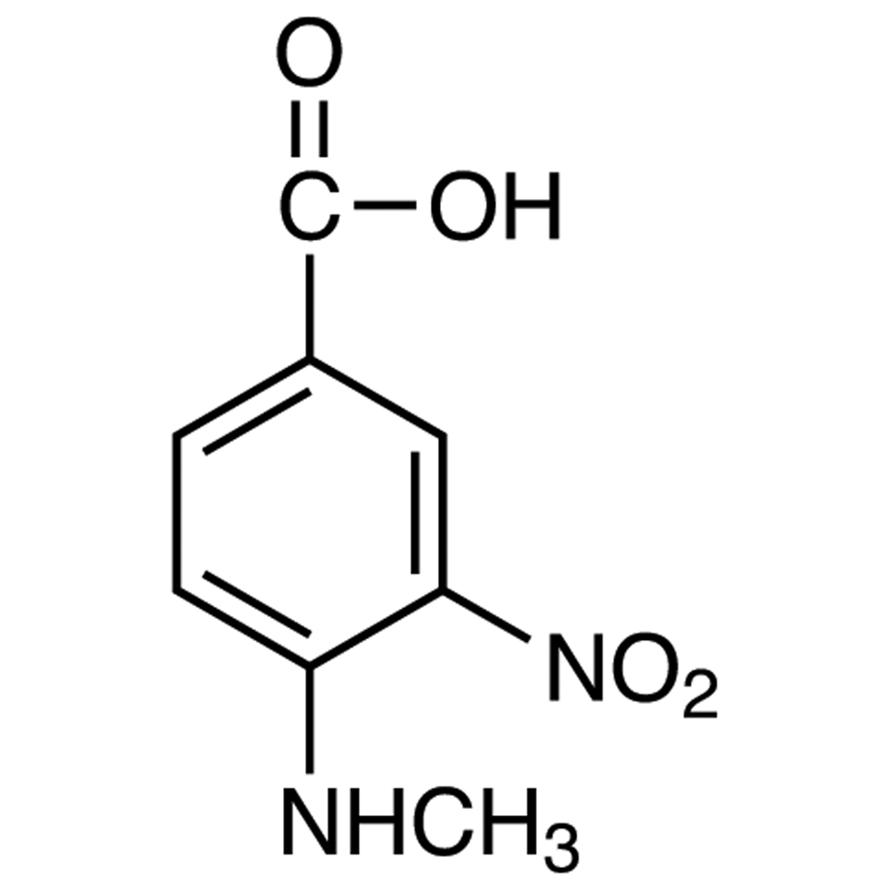4-(Methylamino)-3-nitrobenzoic Acid