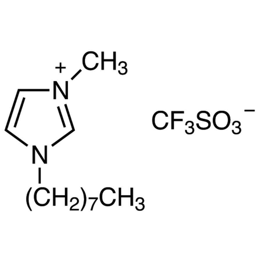 1-Methyl-3-n-octylimidazolium Trifluoromethanesulfonate