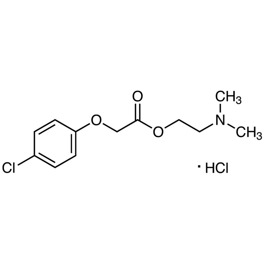 Meclofenoxate Hydrochloride