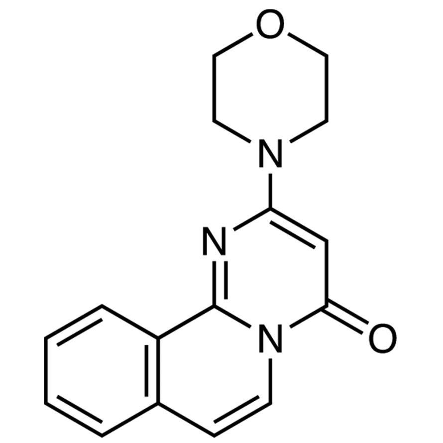 2-Morpholino-4H-pyrimido[2,1-a]isoquinolin-4-one