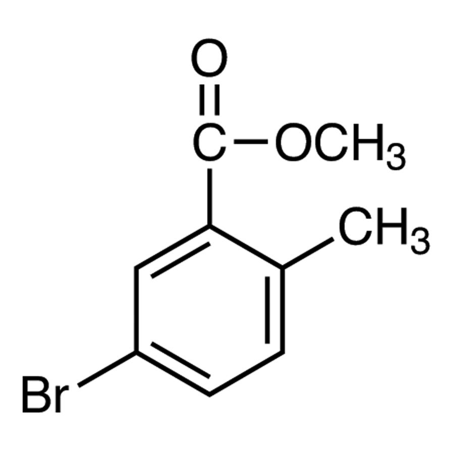 Methyl 5-Bromo-2-methylbenzoate