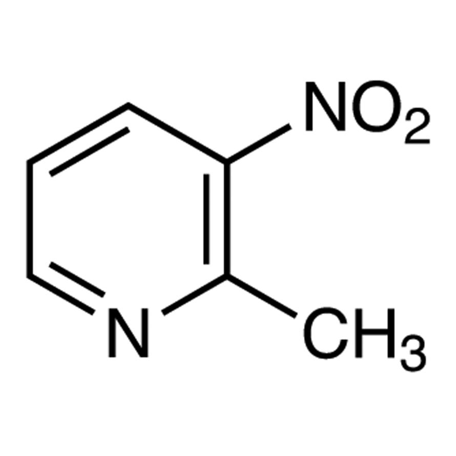 2-Methyl-3-nitropyridine