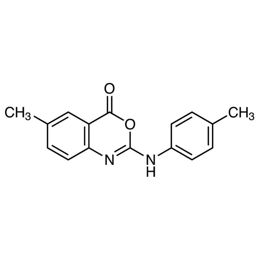 6-Methyl-2-(p-tolylamino)-4H-3,1-benzoxazin-4-one