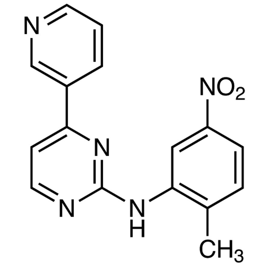2-(2-Methyl-5-nitroanilino)-4-(3-pyridyl)pyrimidine