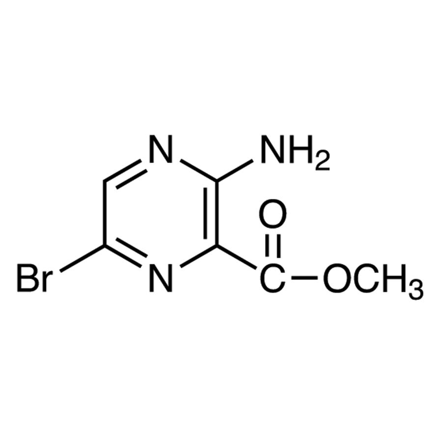 Methyl 3-Amino-6-bromopyrazine-2-carboxylate